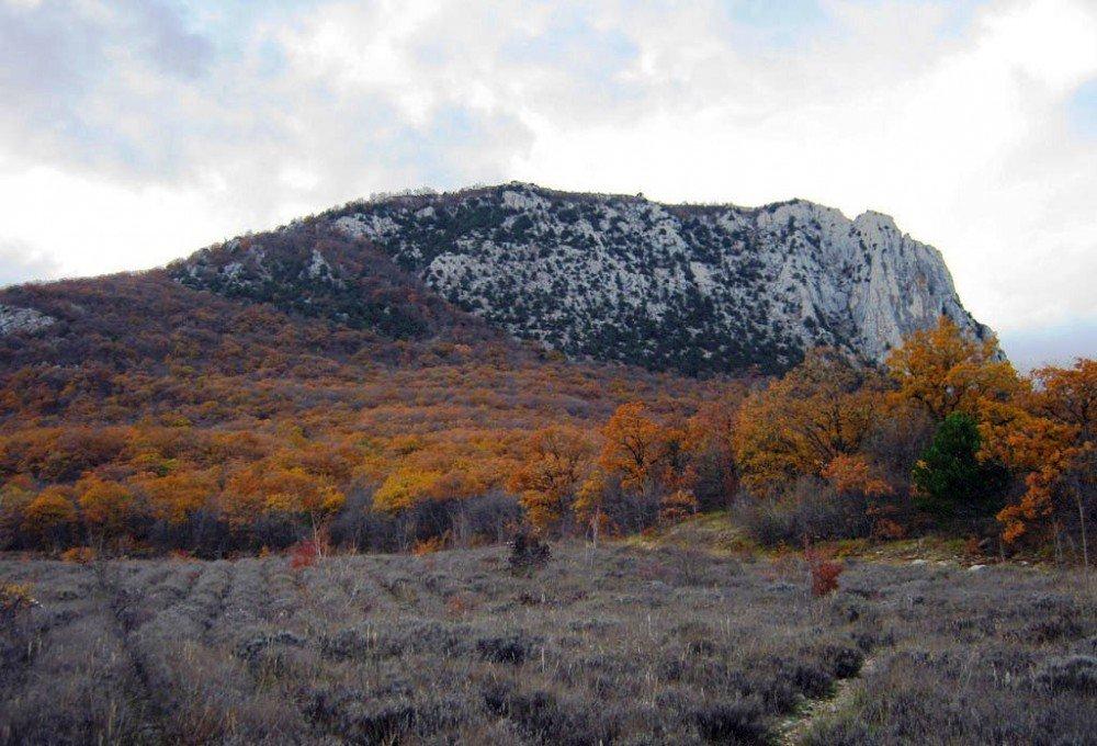 Гора Парагильмен