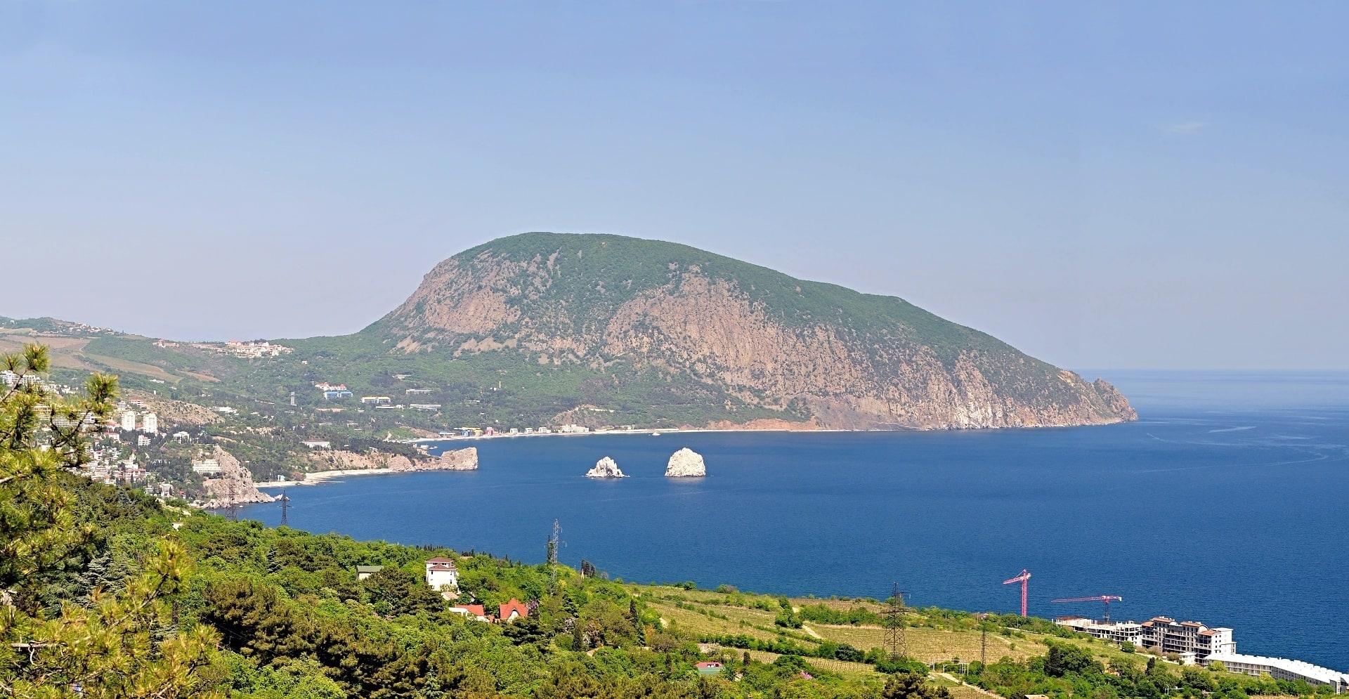 Гора Аю Даг