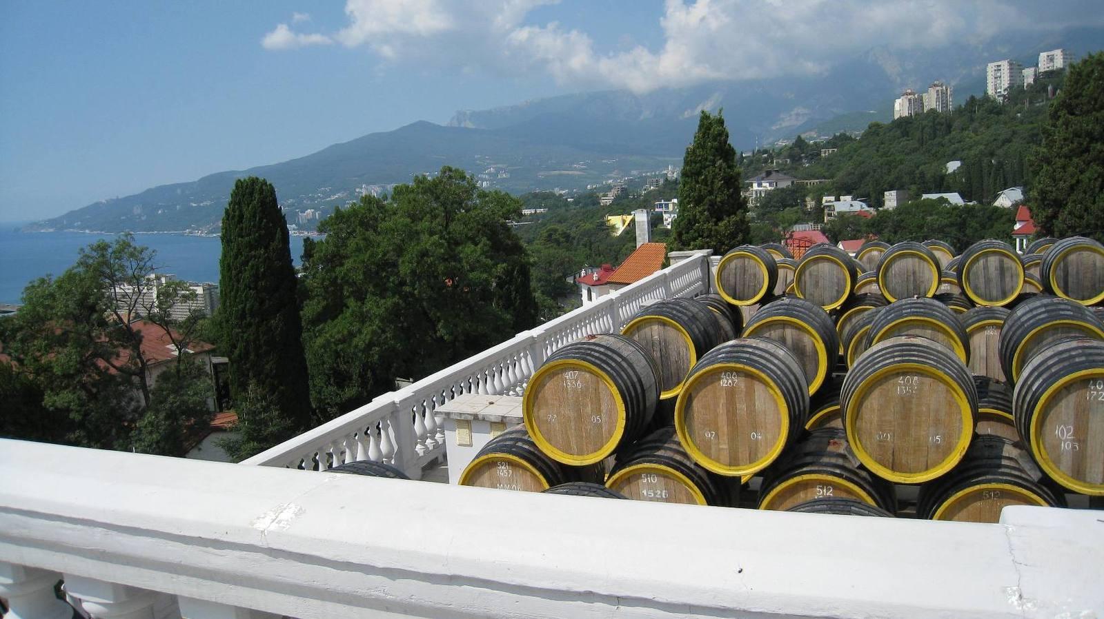 Винодельческий комбинат