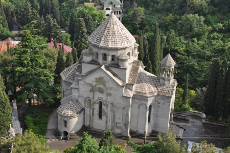 Армянская церковь в Ялте