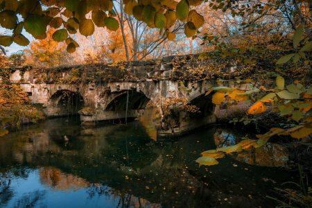 Чоргуньский мост-акведук на р.Чёрная