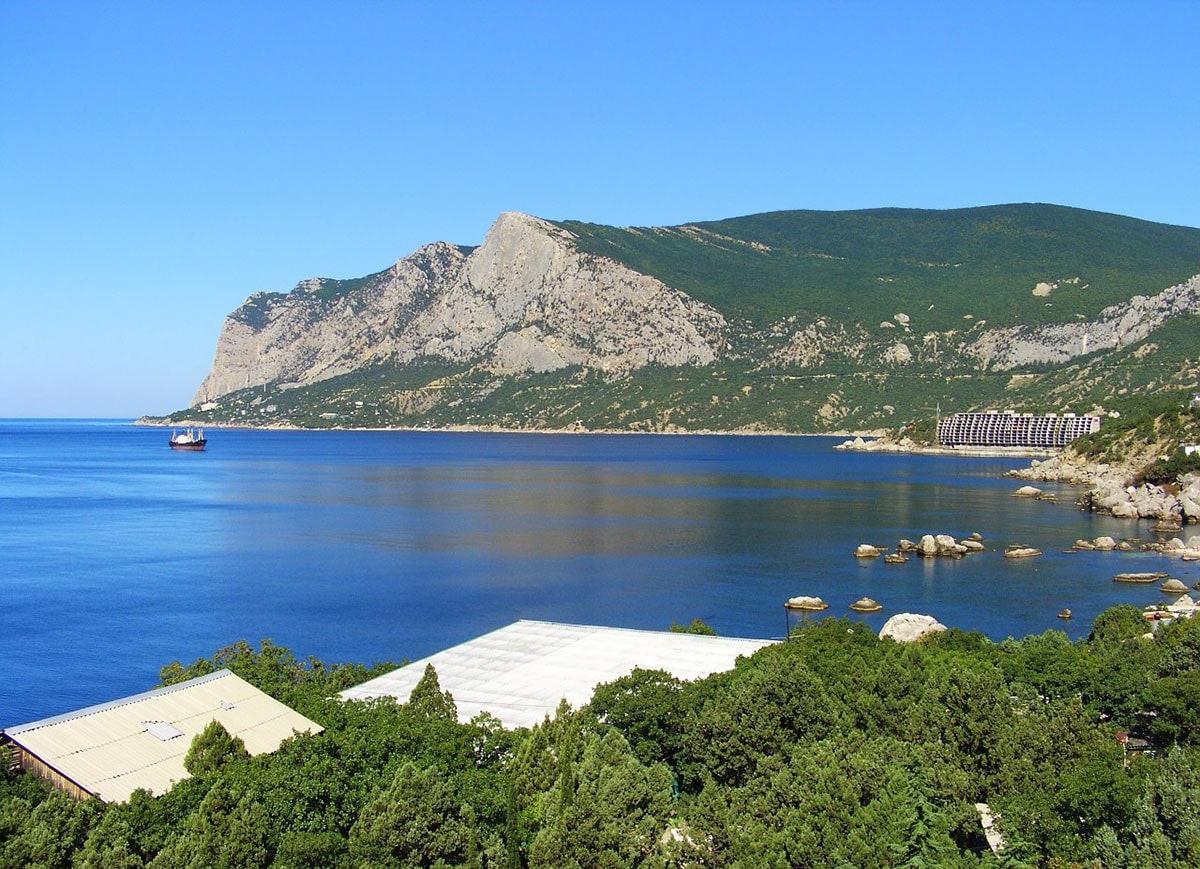 Панорама бухты Ласпи
