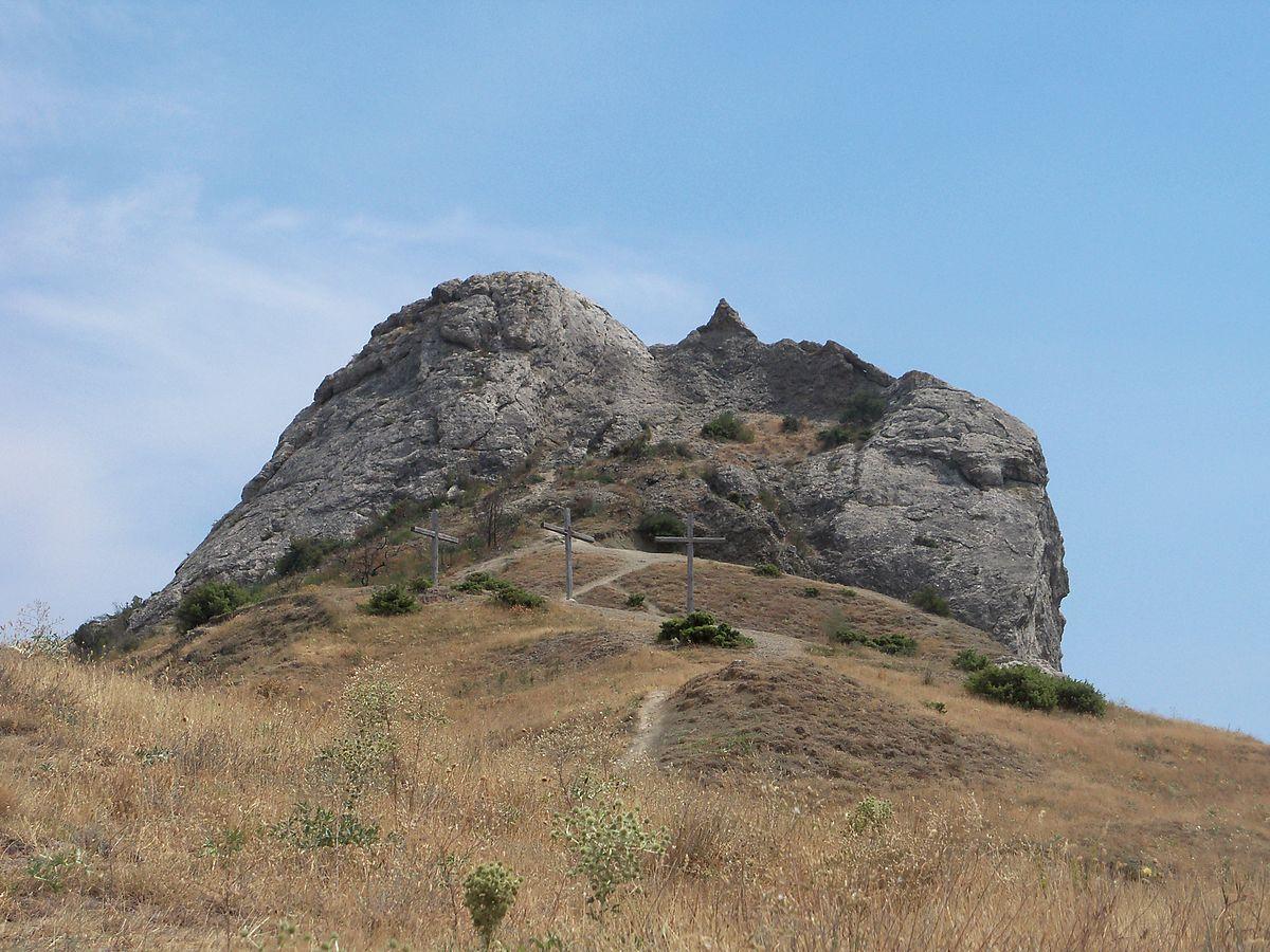 Гора Сахарная Голова