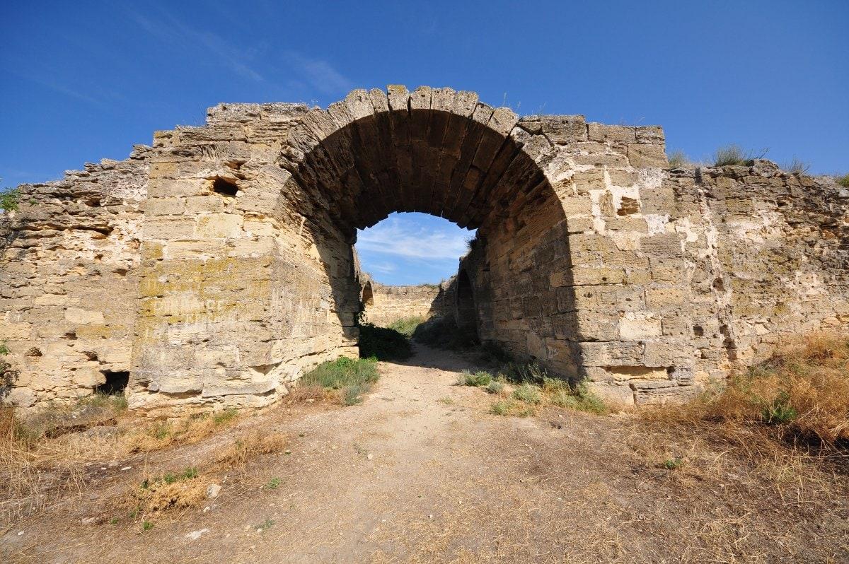 Крепость Еникале Керчь