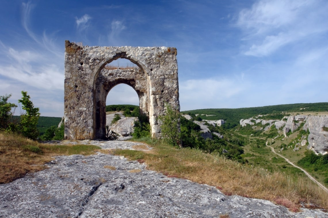Кыз-Куле (Девичья башня)