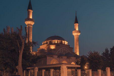 Мечеть Джума-Джами