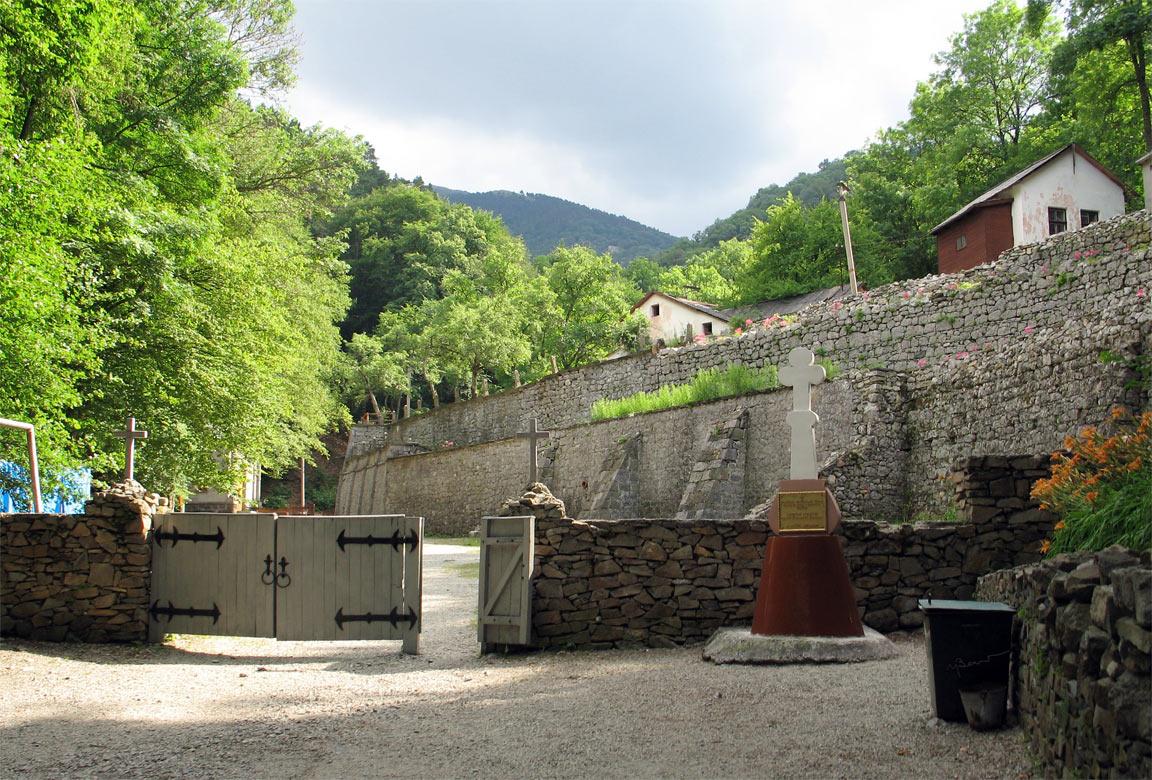 Космо-Дамиановский мужской монастырь