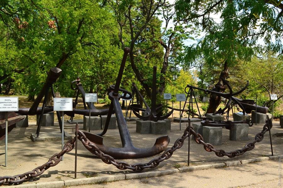 Исторический бульвар в севастополе