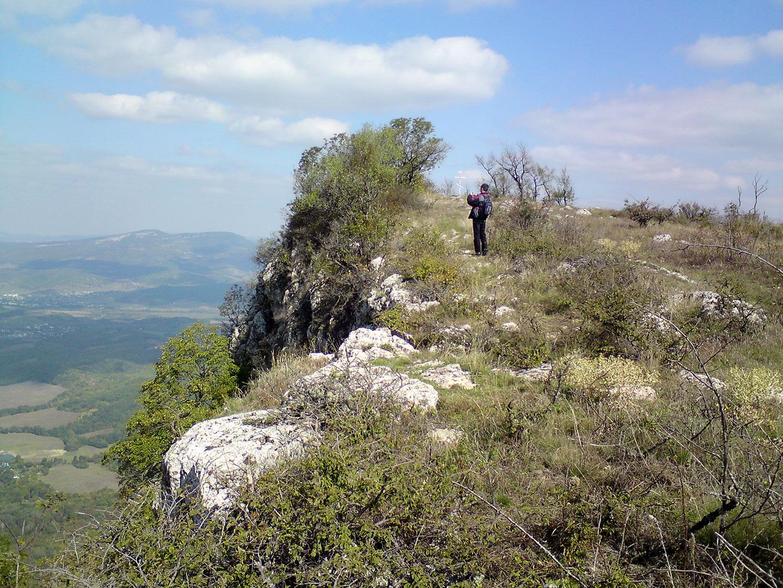 Гора-сундук Сандык-Кая