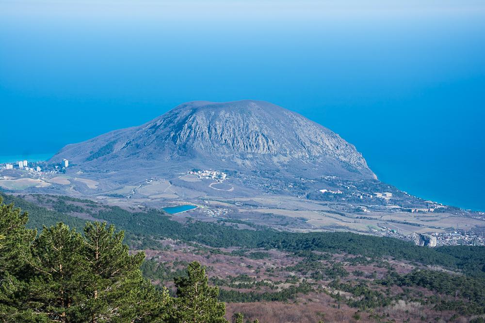 Гора Роман кош крым