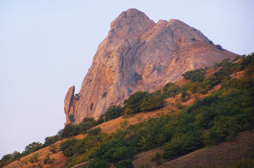 Гора Бакаташ (Лягушка)Гора Бакаташ (Лягушка)