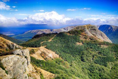 Ангарский перевал Ангар-богаз
