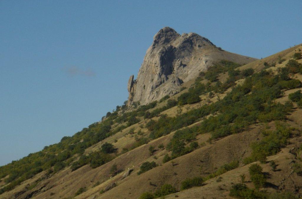 Гора Бакаташ (Лягушка)