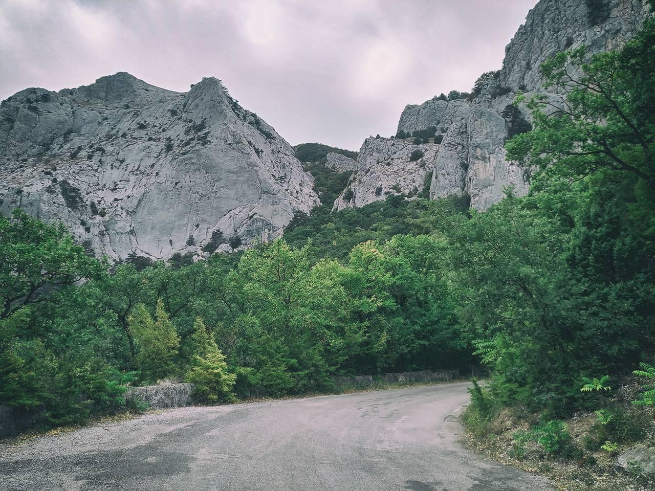 Чертова Лестница (Шайтан-Мердвен)