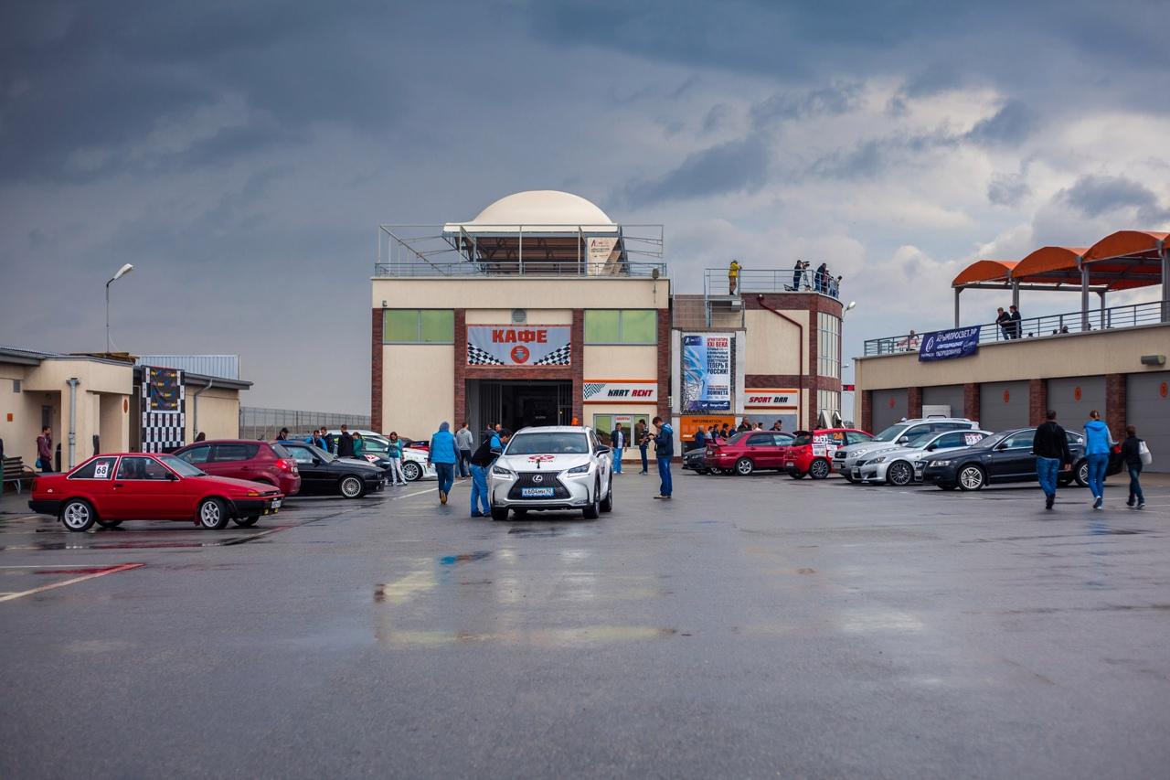 Евпаторийский картинг - центр