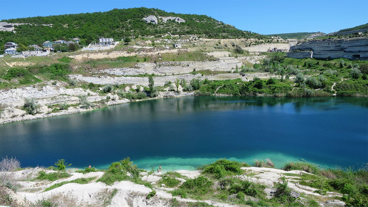Озеро Инкермана