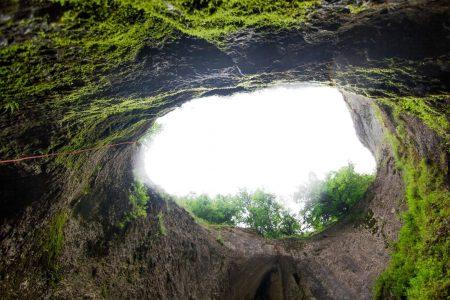 """Пещера """"Бездонный колодец"""""""