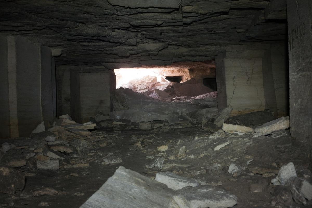 Оливинские каменоломни