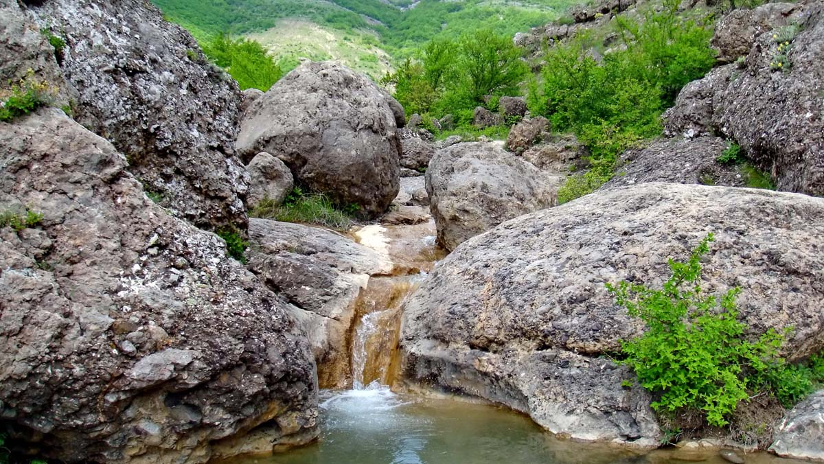 Арпатский каньон