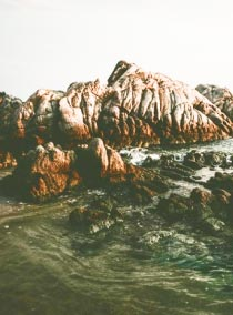 Скалы в Крыму