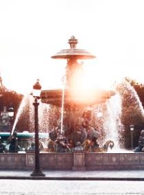 Крымские фонтаны