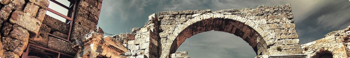 Древние города Крыма