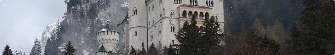 Дворцы и замки Крыма