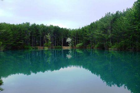 Могабинское озеро