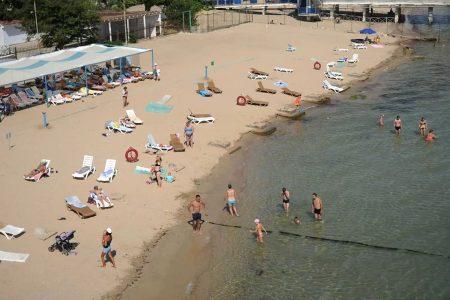 """Пляж """"Оазис"""""""