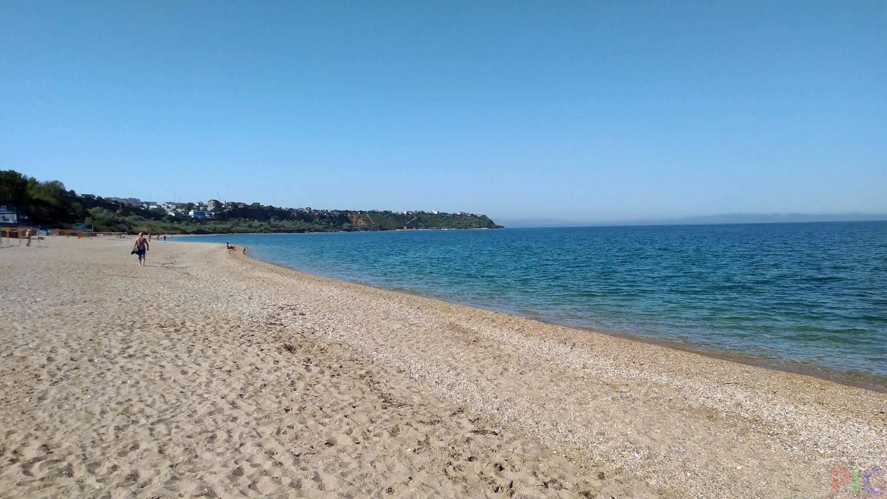 """Пляж """"Учкуевка"""""""