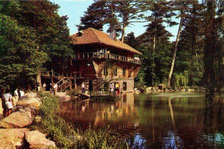 Озеро Караголь