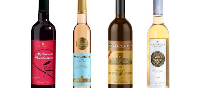 ТОП — 10 лучших вин Крыма